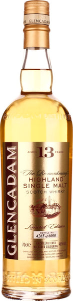 Glencadam 13 years Single Malt The Reawakening 70CL - Aristo Spirits