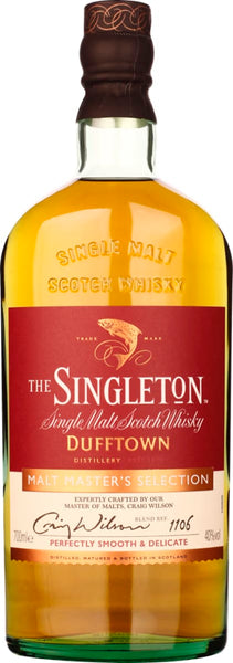 Singleton of Dufftown Malt Master's Selection 70CL - Aristo Spirits