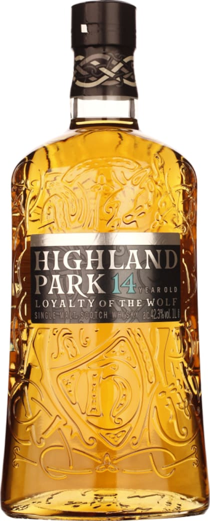 Highland Park 14 years Loyalty of the Wolf 1LTR - Aristo Spirits