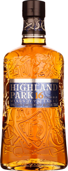 Highland Park 16 years Wings of the Eagle 70CL - Aristo Spirits