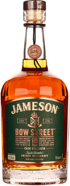 Jameson Bow Street 18 years 70CL - Aristo Spirits