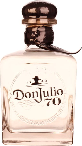 Don Julio 70 Cristalino Anejo Claro 70CL