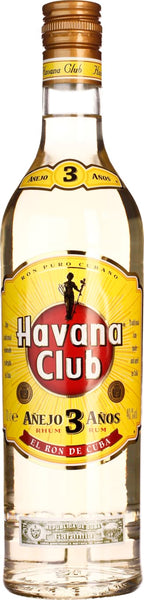 Havana Club Anejo 3anos 70CL - Aristo Spirits