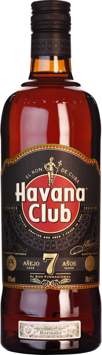 Havana Club Anejo 7anos 70CL - Aristo Spirits