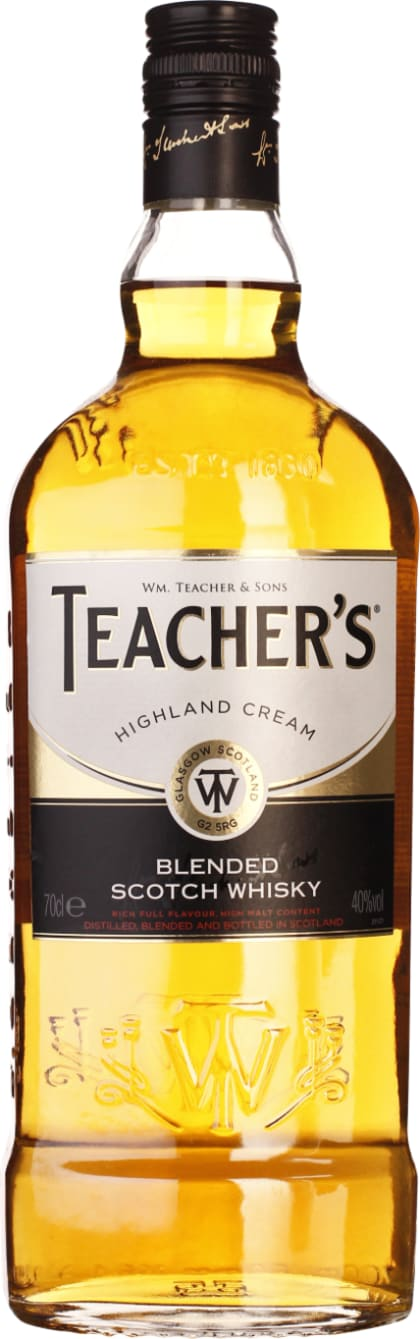 Teacher's Whiskey 70CL - Aristo Spirits