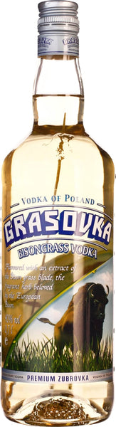 Grasovka Bison Fire 70CL - Aristo Spirits