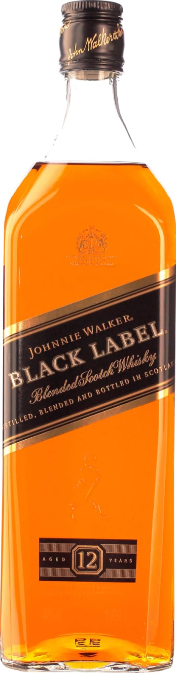 Johnnie Walker Black Label 1LTR - Aristo Spirits