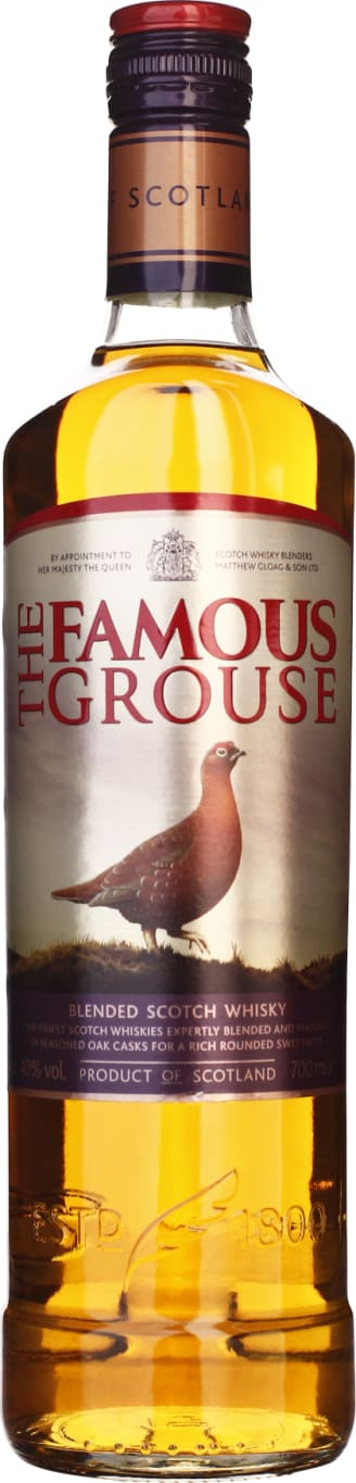 The Famous Grouse 70CL - Aristo Spirits