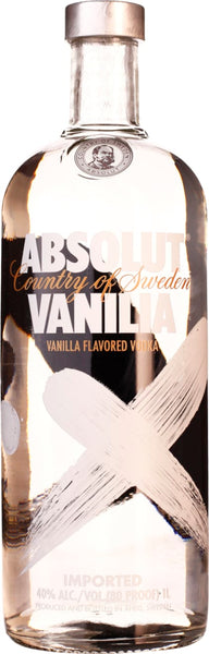 Absolut Vanilia 1LTR - Aristo Spirits