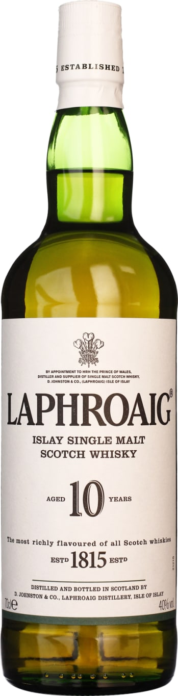 Laphroaig Single Malt 10 years 70CL - Aristo Spirits