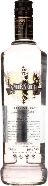 Smirnoff Black 70CL - Aristo Spirits