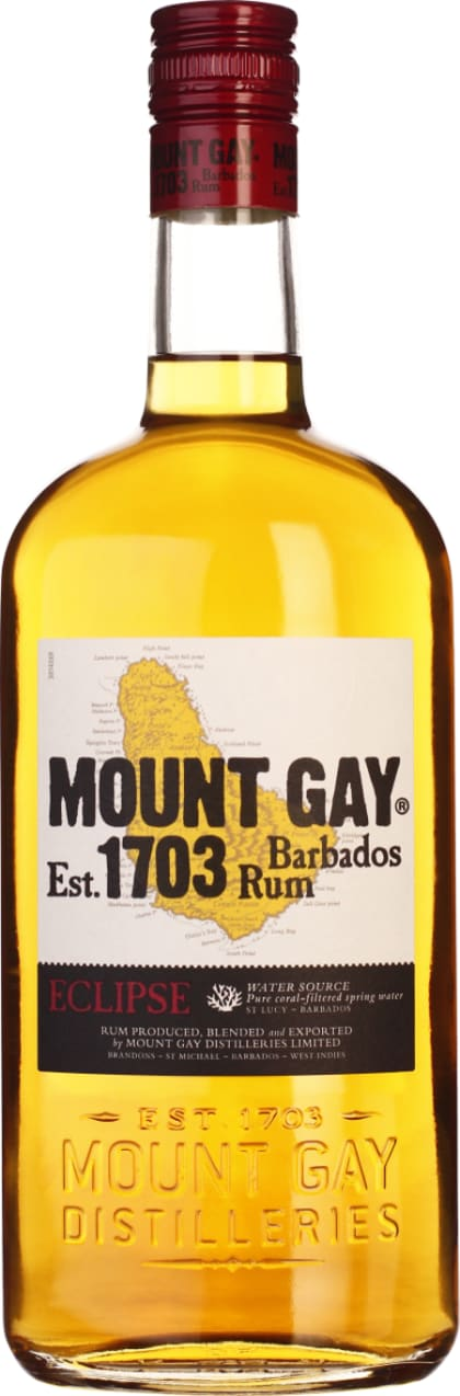 Mount Gay Eclipse Rum 70CL - Aristo Spirits