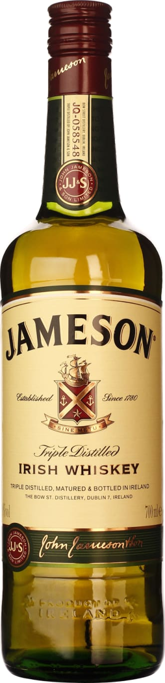 Jameson 70CL - Aristo Spirits