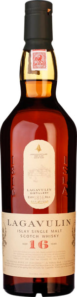 Lagavulin 16 years Single Malt 70CL - Aristo Spirits