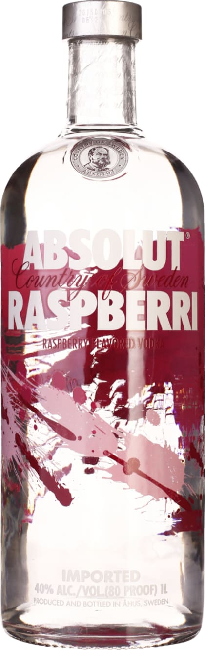 Absolut Raspberri 1LTR - Aristo Spirits