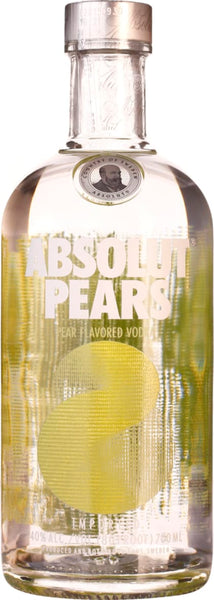 Absolut Pears 70CL - Aristo Spirits