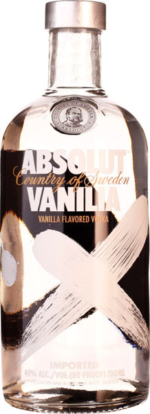 Absolut Vanilia 70CL - Aristo Spirits