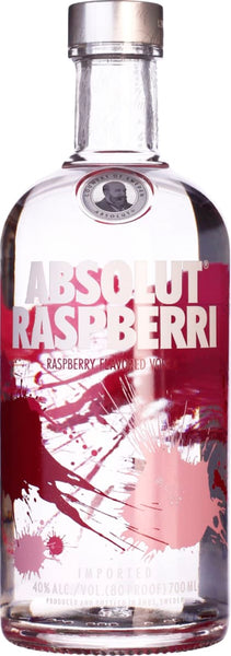 Absolut Raspberri 70CL - Aristo Spirits