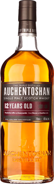 Auchentoshan 12 years Single Malt 70CL - Aristo Spirits