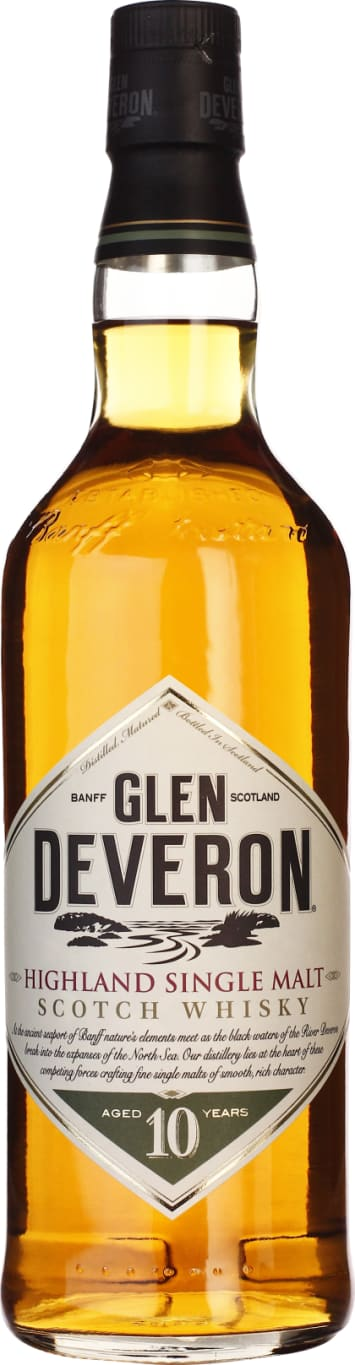 Glen Deveron 10 years Single Malt 70CL - Aristo Spirits
