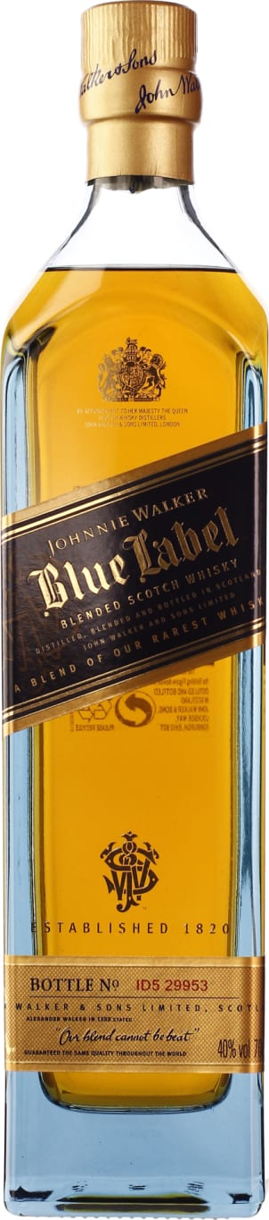 Johnnie Walker Blue Label 70CL - Aristo Spirits