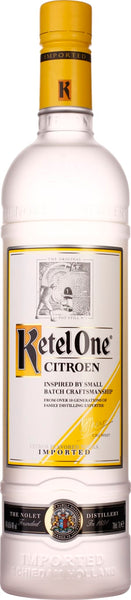 Ketel One Vodka Lemon 70CL - Aristo Spirits