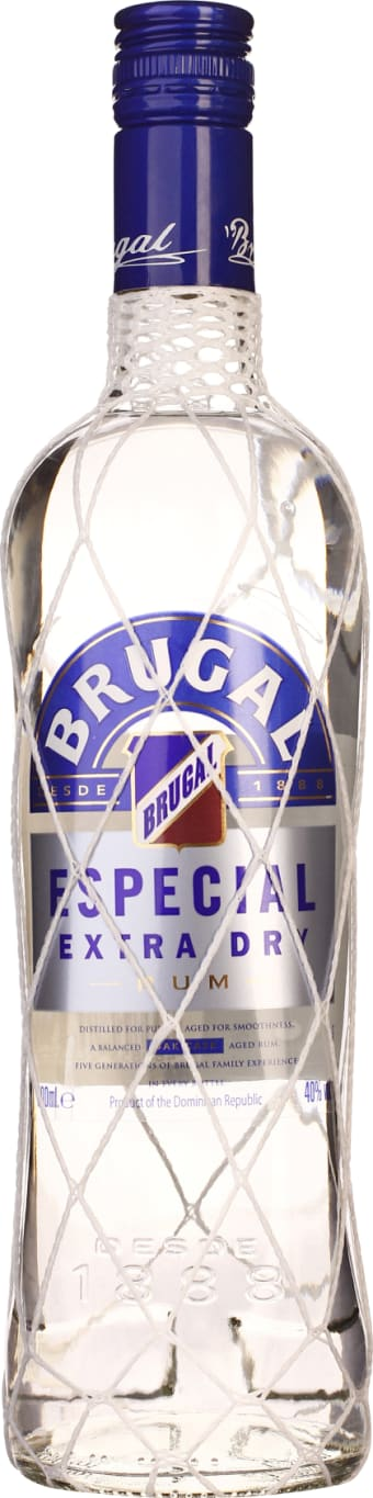 Brugal Blanco Extra Dry 70CL - Aristo Spirits