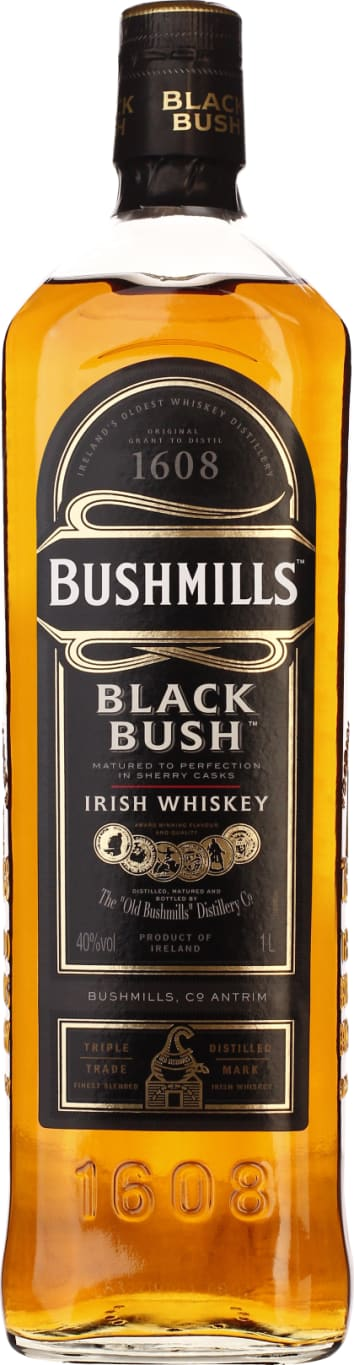 Bushmills Black Bush 1LTR - Aristo Spirits