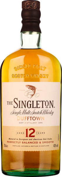 Singleton of Dufftown 12 years Single Malt 70CL - Aristo Spirits