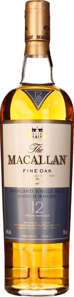 The Macallan Fine Oak 12 years 70CL - Aristo Spirits