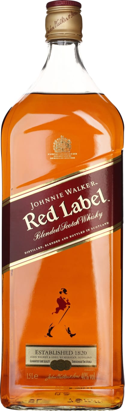 Johnnie Walker Red Label 150cl - Aristo Spirits