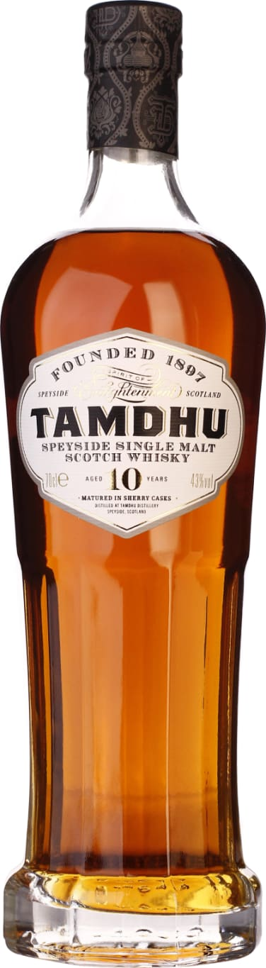 Tamdhu 10 years Single Malt 70CL - Aristo Spirits
