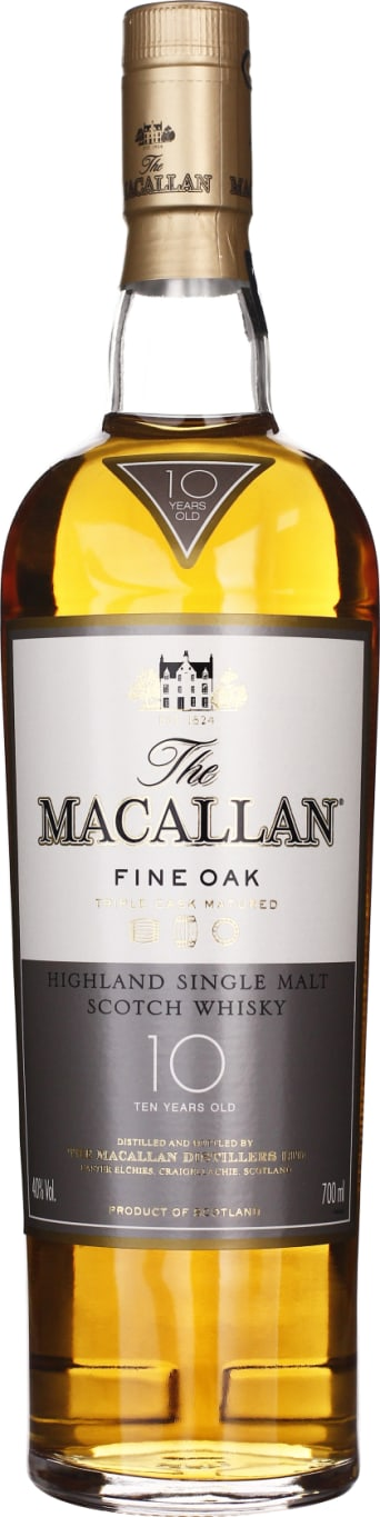 The Macallan Fine Oak 10 years 70CL - Aristo Spirits