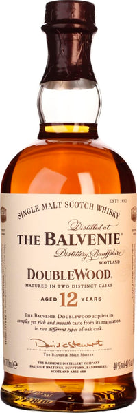 Balvenie Doublewood 12 years 70CL - Aristo Spirits