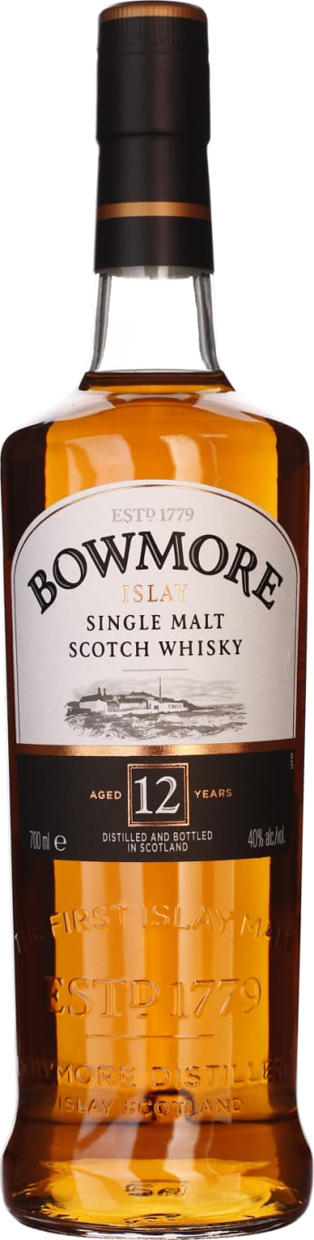 Bowmore Single Malt 12 years 70CL - Aristo Spirits