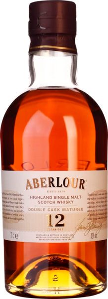Aberlour 12 years Double Cask Matured 70CL - Aristo Spirits