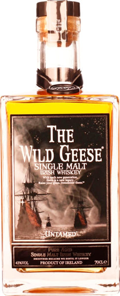Wild Geese Single Malt 70CL - Aristo Spirits