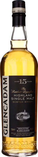 Glencadam 15 years Single Malt 70CL - Aristo Spirits