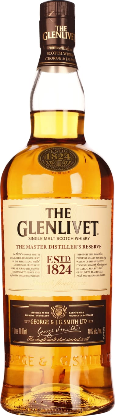 The Glenlivet Master Distillers Reserve 1LTR - Aristo Spirits