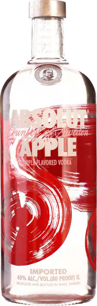 Absolut Apple 1LTR - Aristo Spirits