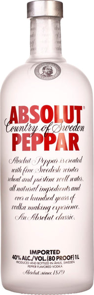 Absolut Peppar 1LTR - Aristo Spirits