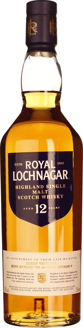 Royal Lochnagar 12 years 70CL - Aristo Spirits
