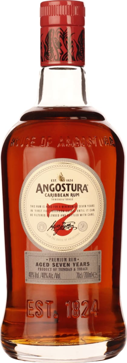 Angostura 7 years Dark 70CL - Aristo Spirits
