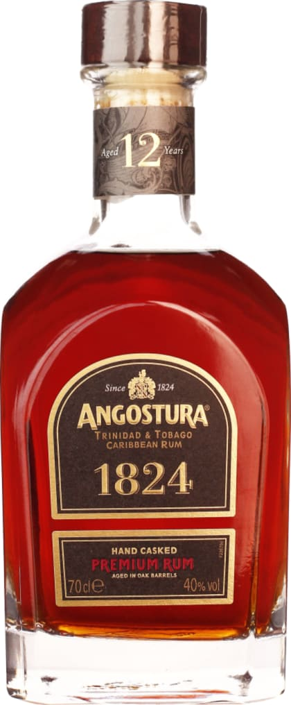 12 years Angostura 1824 70CL - Aristo Spirits