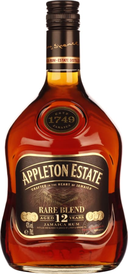 Appleton 12 years 70CL - Aristo Spirits