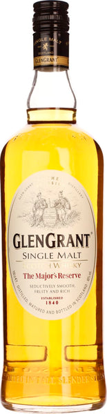 The Glen Grant Majors Reserve 1LTR - Aristo Spirits