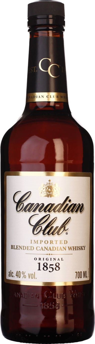 Canadian Club 70CL - Aristo Spirits