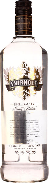 Smirnoff Black 1LTR - Aristo Spirits