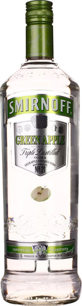 Smirnoff Green Apple 1LTR - Aristo Spirits
