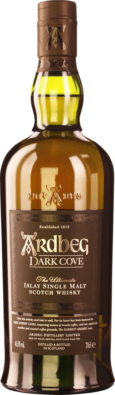 Ardbeg Dark Cove 70CL - Aristo Spirits